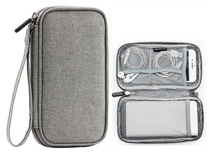 Travel Storage Bag For cellphone Earphone power bank