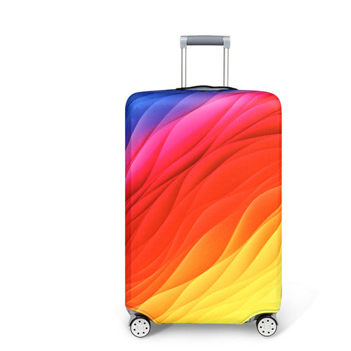 Suitcase Protective Cover Elastic Colors 2