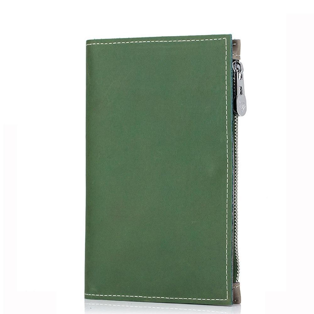 Passport wallet Split Genuine Leather High Quality