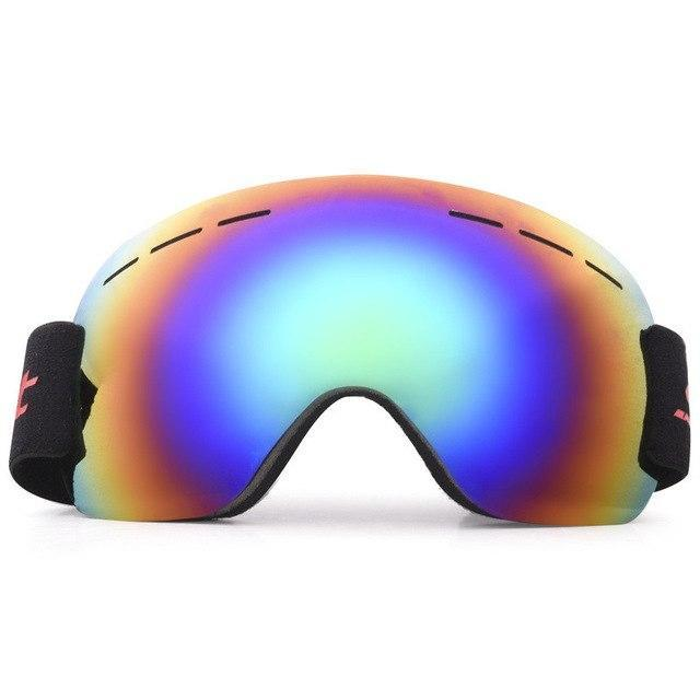 Professional Ski Goggles color Lens UV400