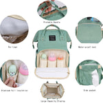Large Capacity Diaper Bag Maternity Nappy Bebek Bakim Cantalari Backpack Bag Baby Bolsa Maternidade Travel Baby Bags for Mum