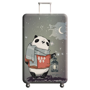 Panda Suitcase Protective Cover 18-32inch