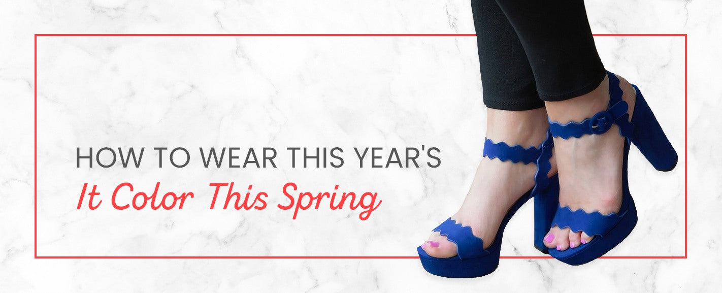 How to Wear This Year's It Color This Spring