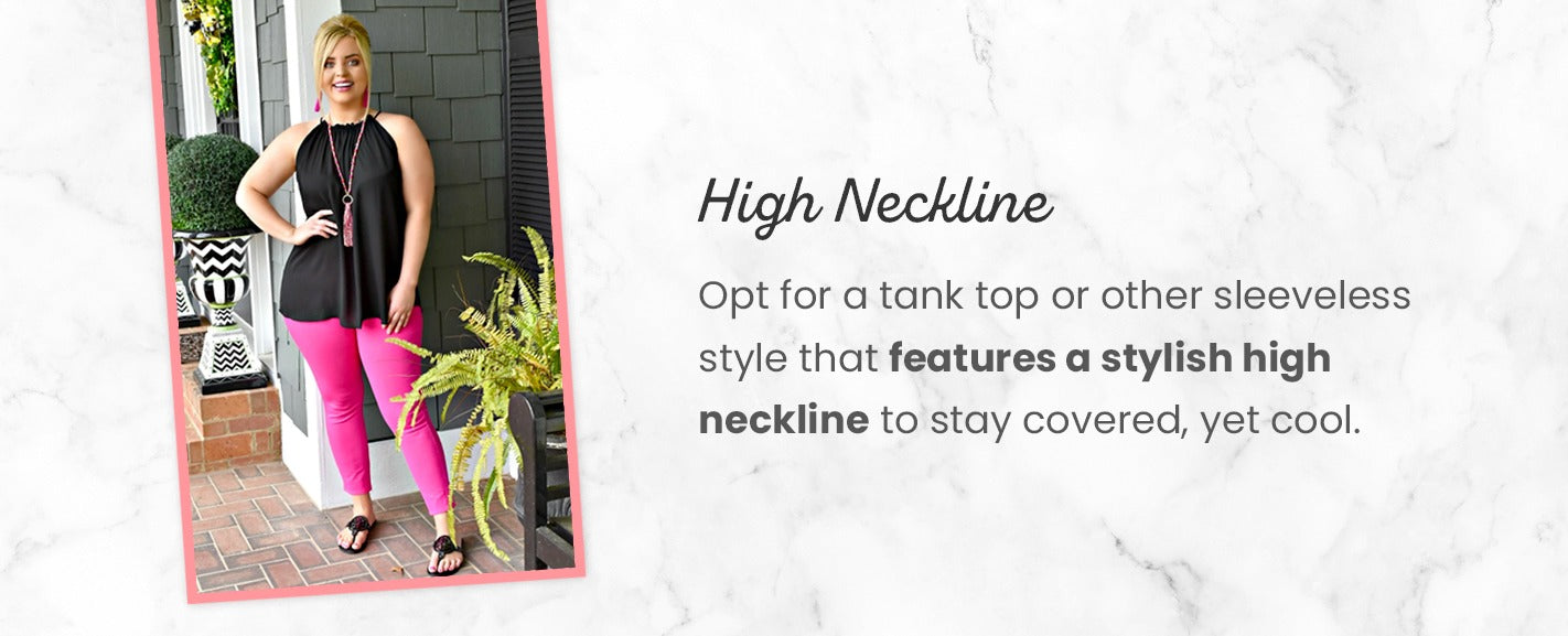 High Neckline