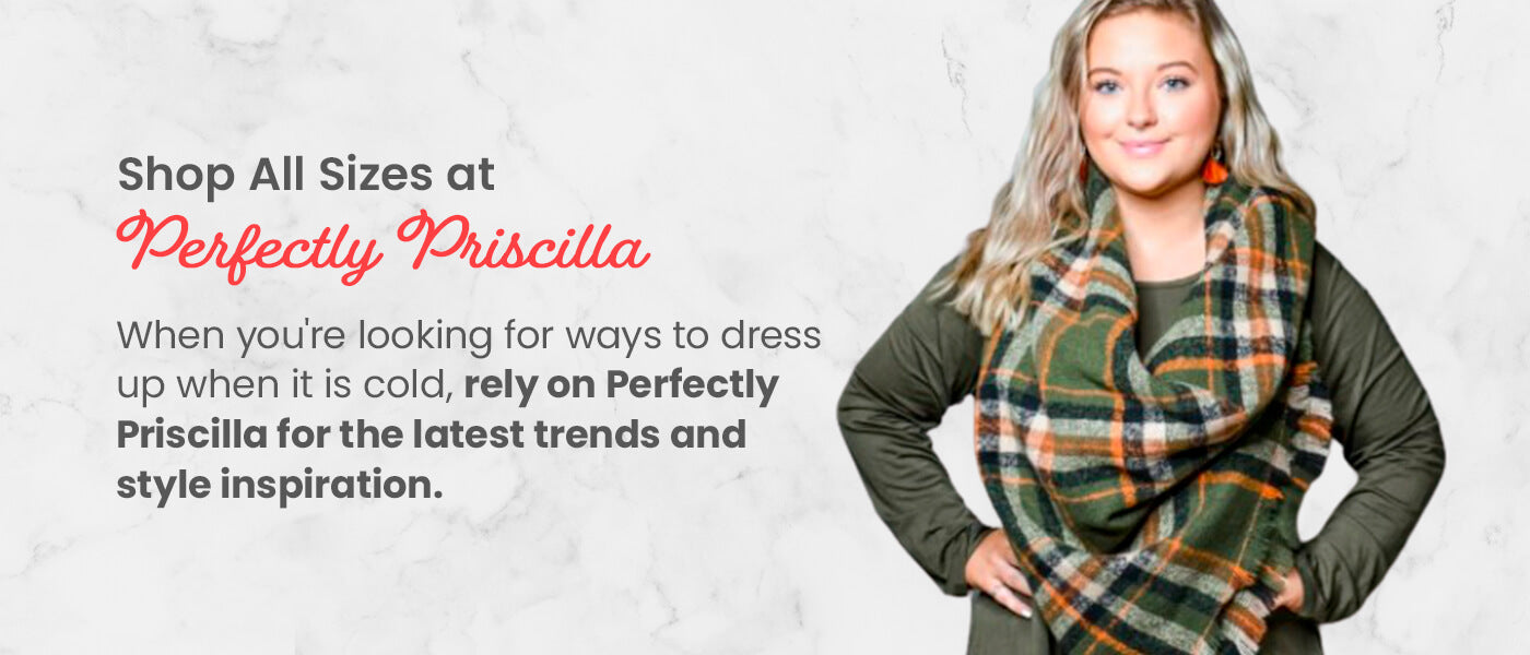Looking for Formal Outfits for the Cold Weather? Shop All Sizes at Perfectly Priscilla