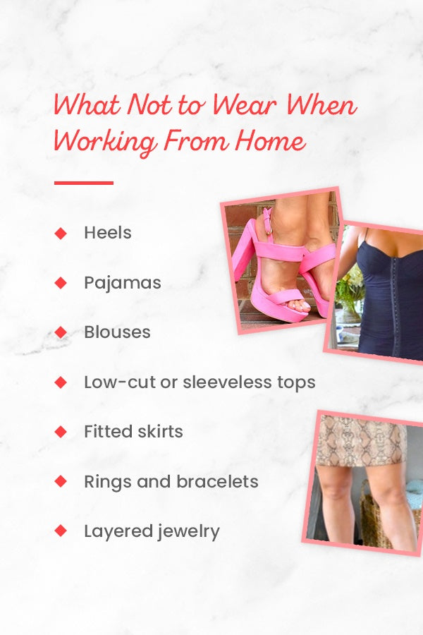 What Not to Wear When Working From Home