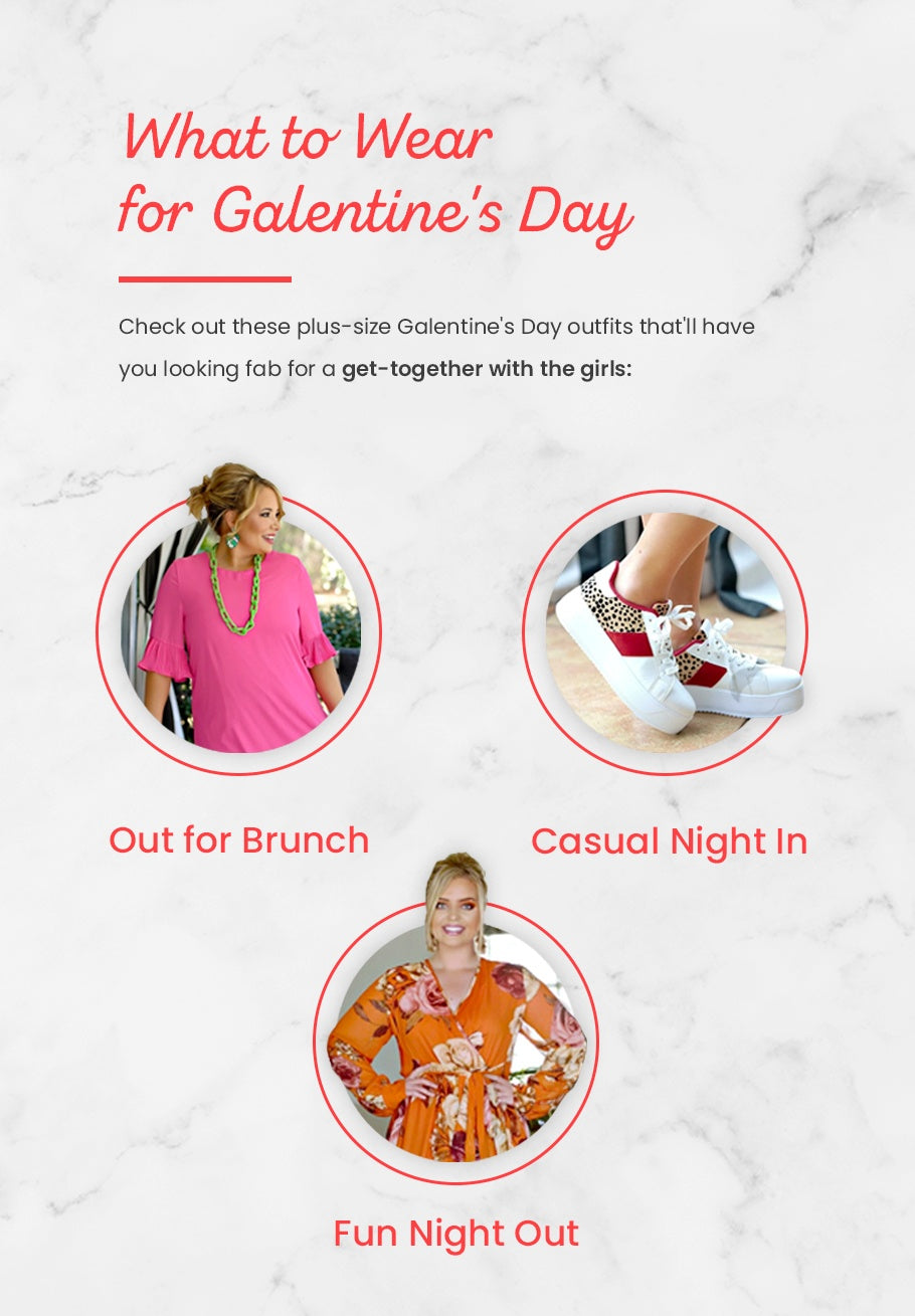 What to Wear for Galentine's Day