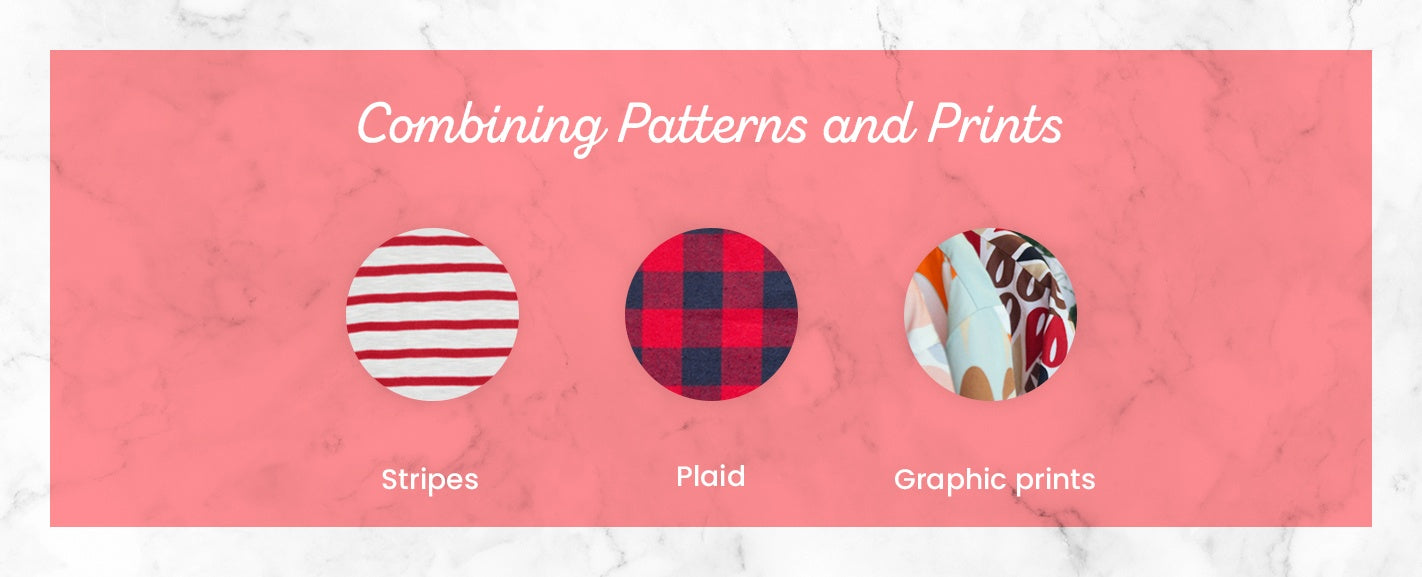 Combining Patterns and Prints