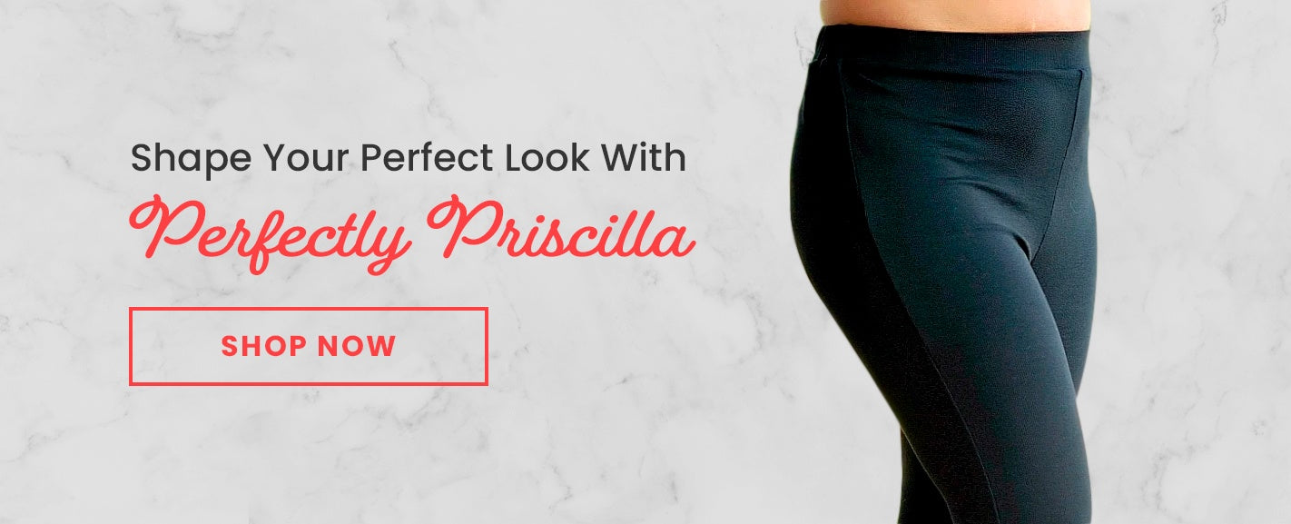 Shape Your Perfect Look With Perfectly Priscilla