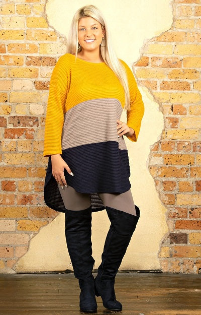 Work outfits for plus sized women