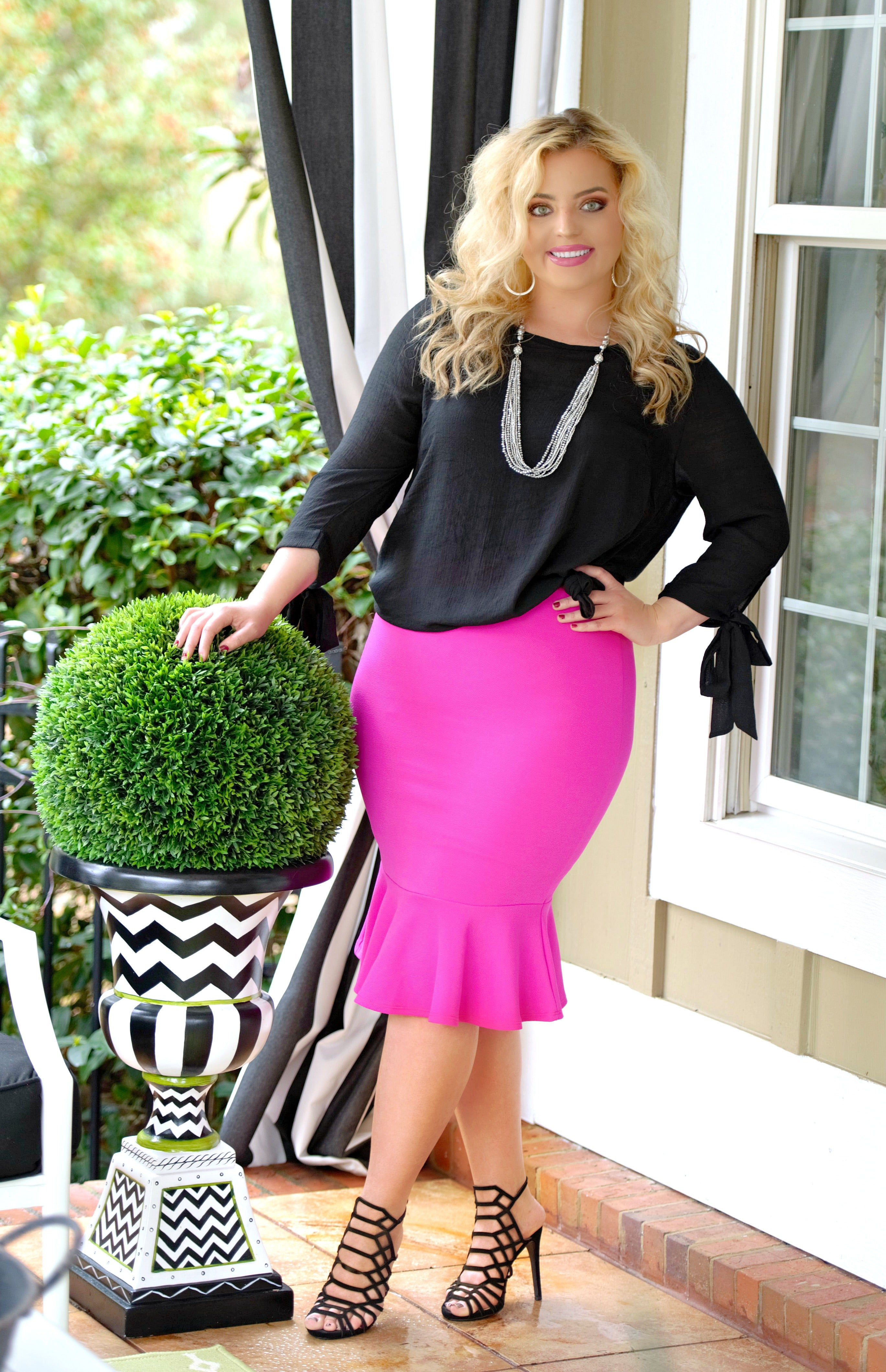 Plus Size Business Casual Ideas - What