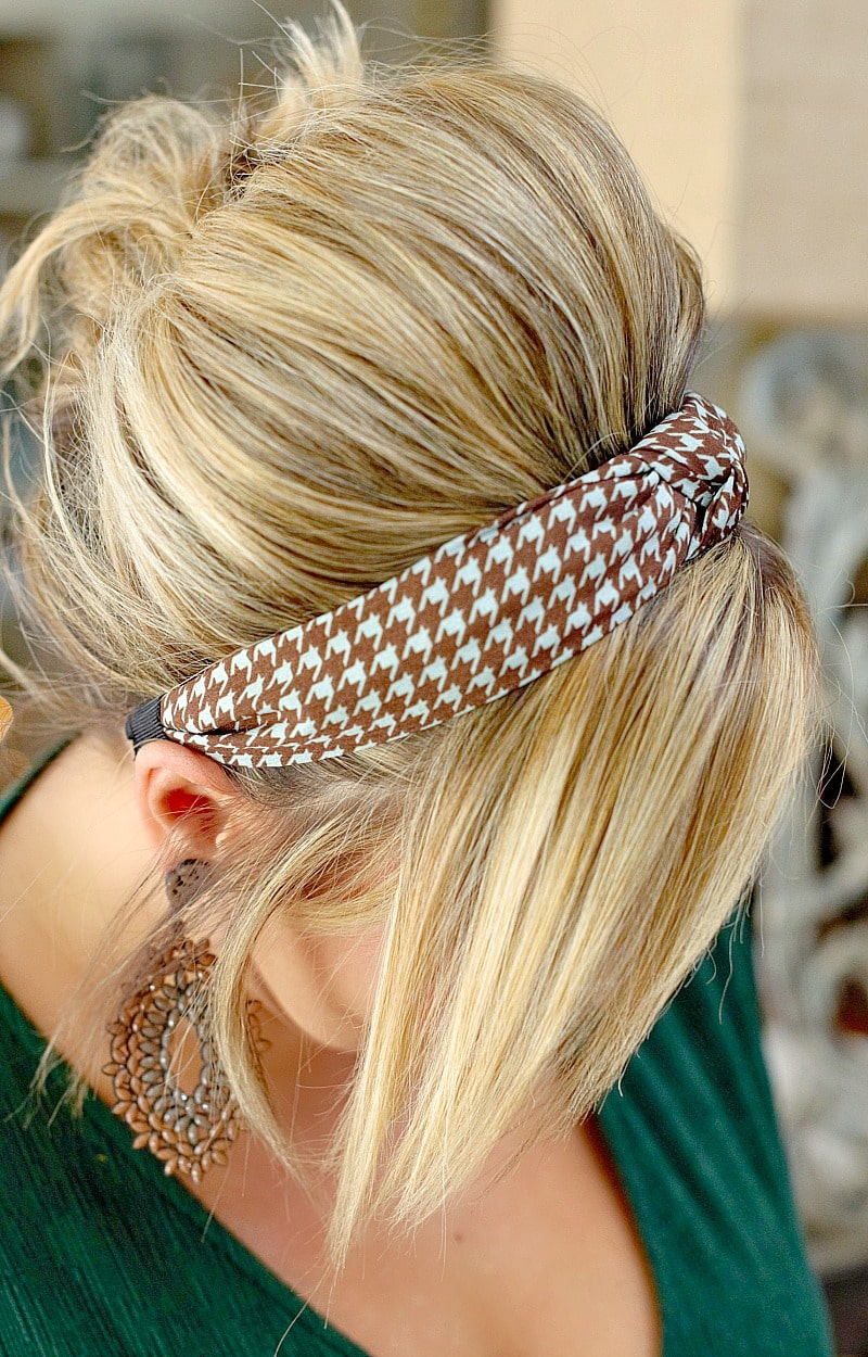 My Gift To You Print Headband