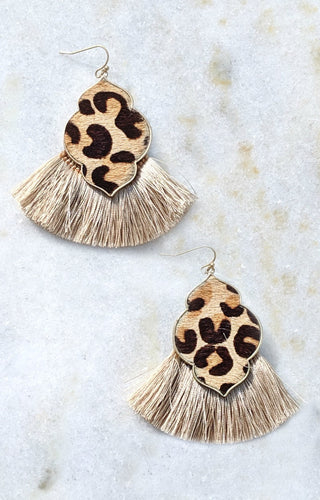 Set The Pace Earrings