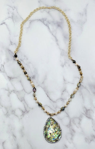 Hypnotize Me Necklace - Multi