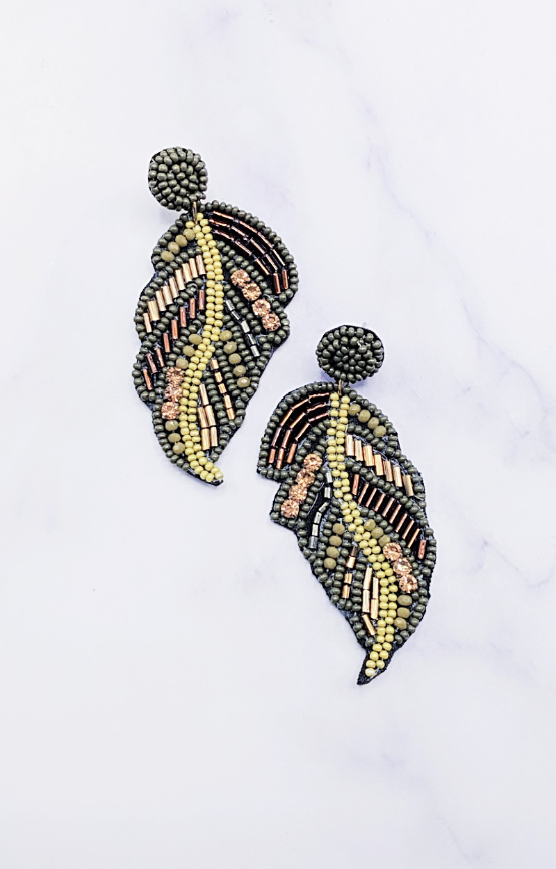 Load image into Gallery viewer, Get Their Attention Earrings