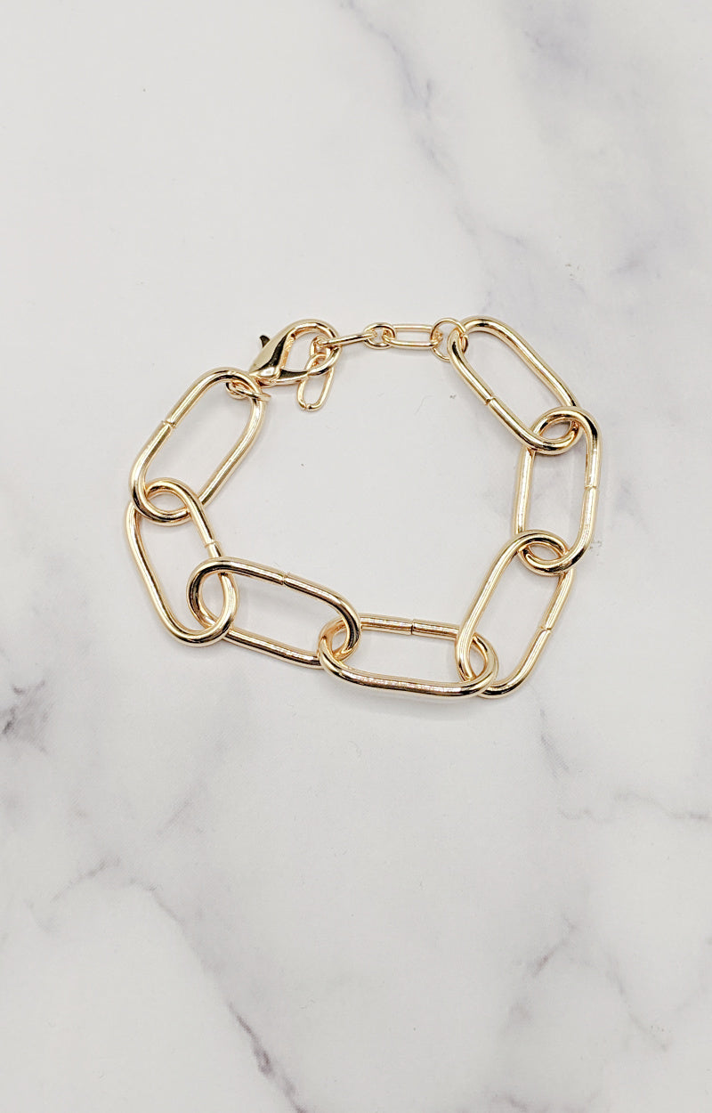 Load image into Gallery viewer, Prove Them Wrong Bracelet - Gold
