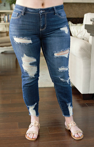 Only The Best Distressed Jeans