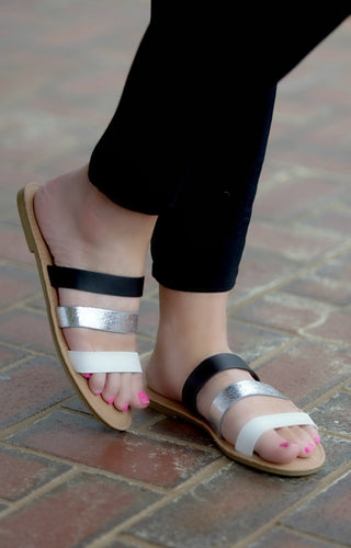 Not That Obvious Sandals