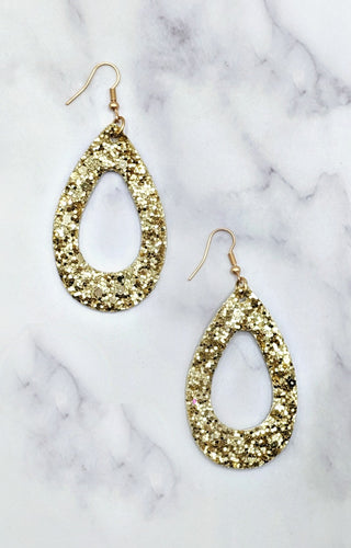Have You Wishing Earrings - Gold
