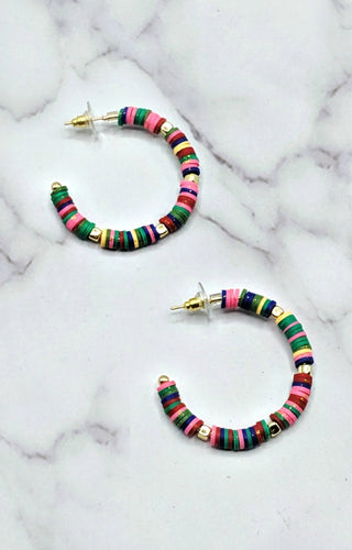 Sweet With You Earrings - Multi