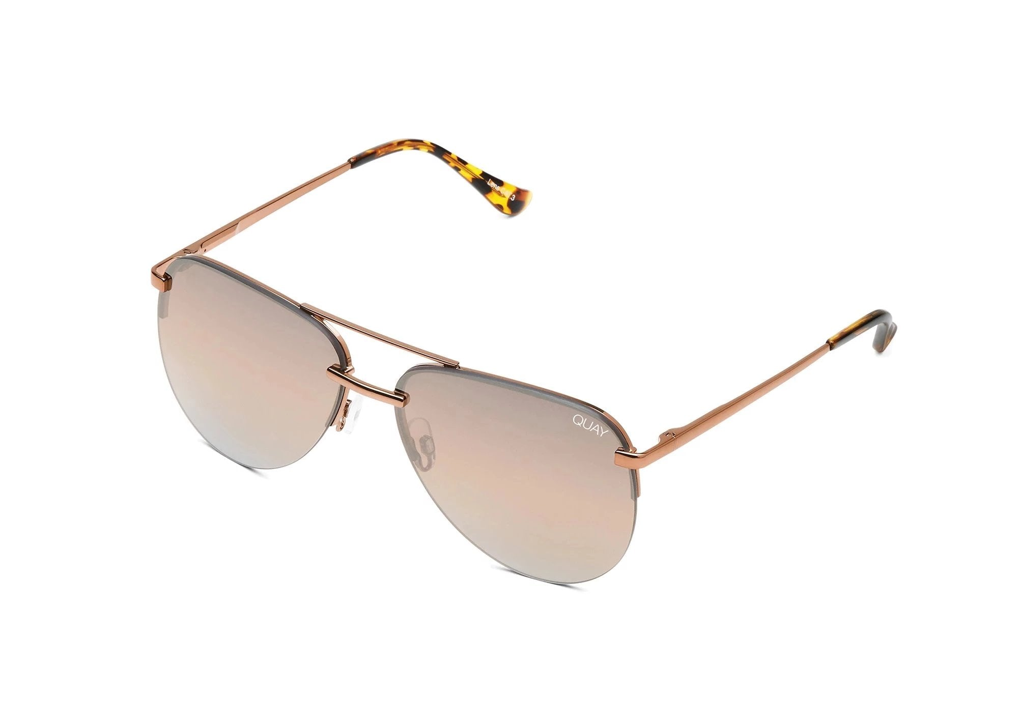 Load image into Gallery viewer, Quay Australia - The Playa Bronze/Brown Sunglasses