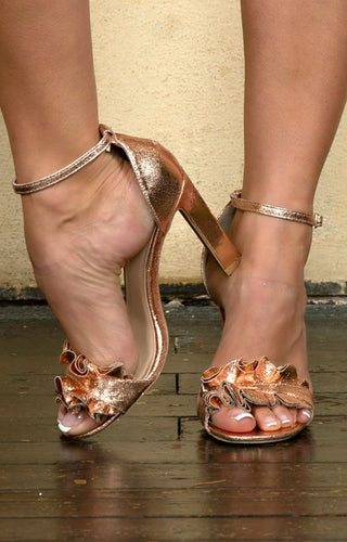 Original Beauty Heels - Rose Gold