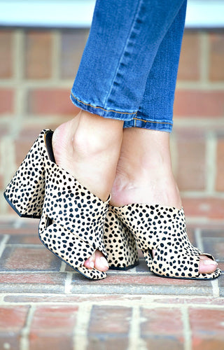 Moments Like This Leopard Print Heels