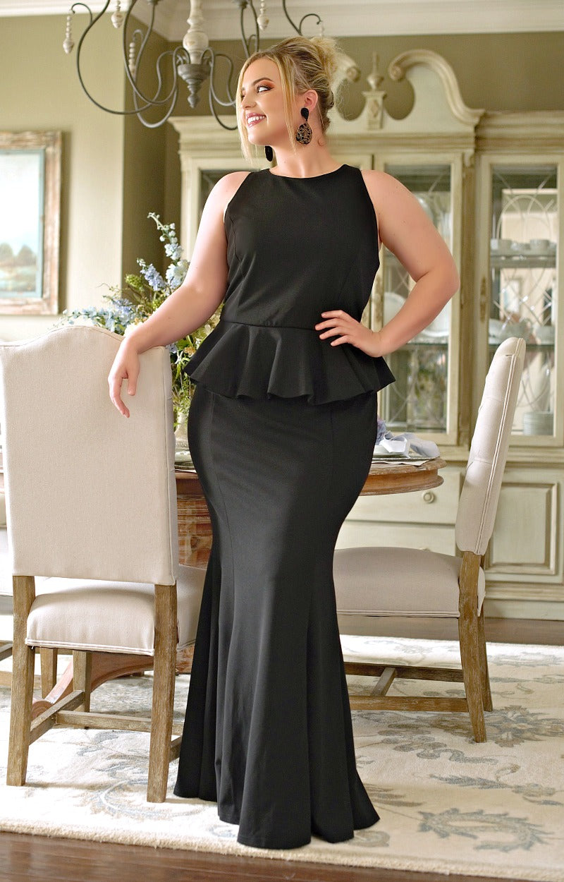 Load image into Gallery viewer, Dance With Me Dress - Black