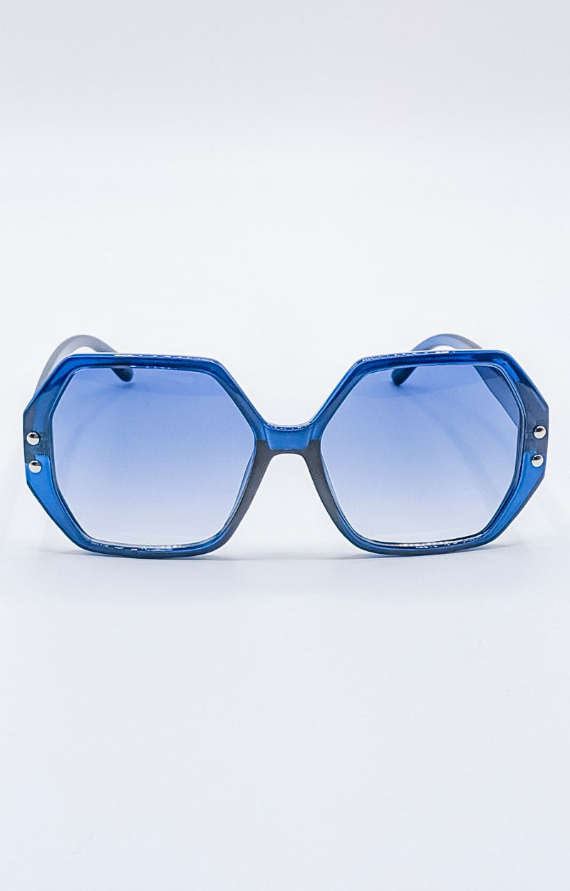 Load image into Gallery viewer, Cooler Than You Sunglasses - Navy