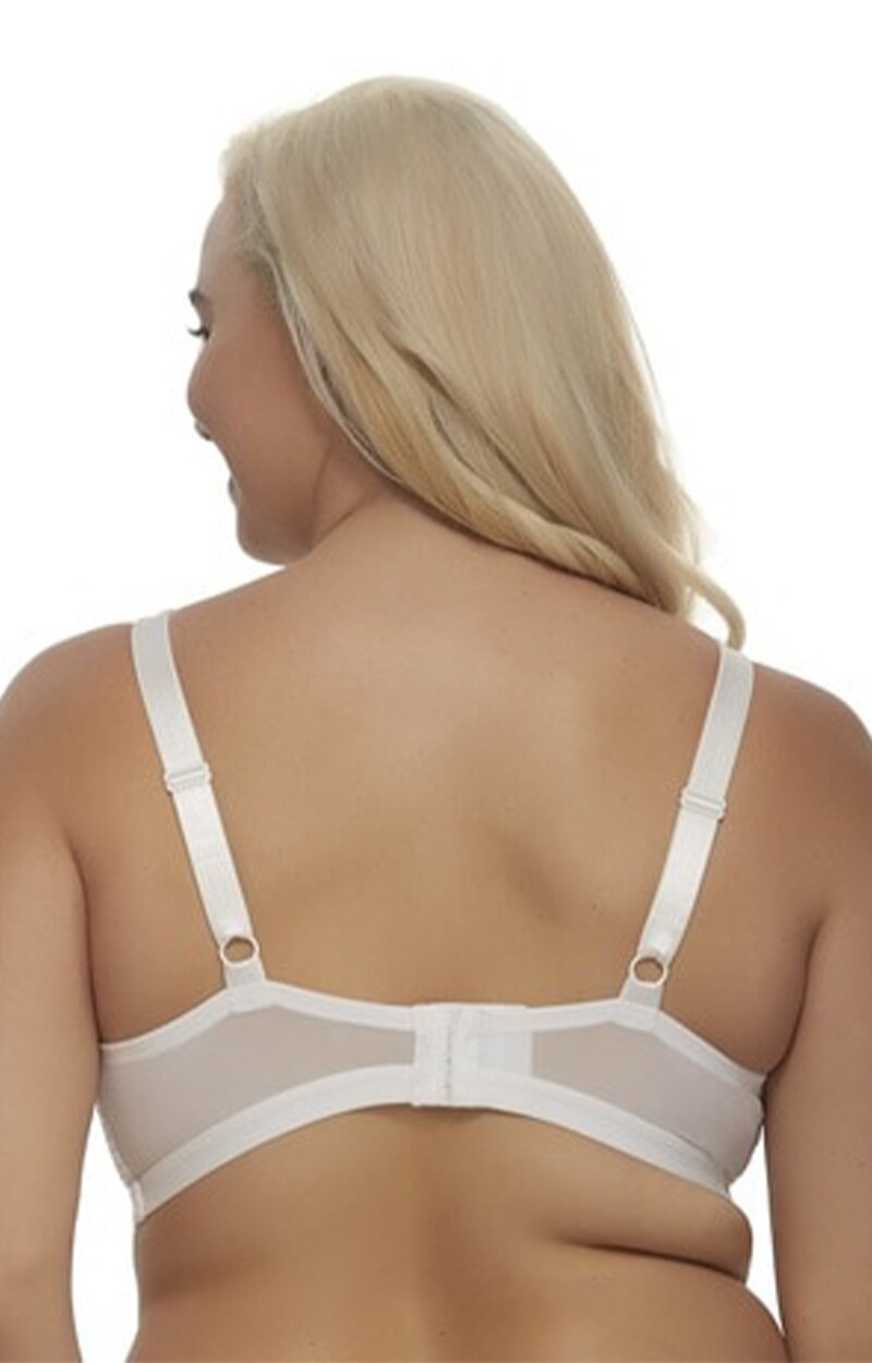 Load image into Gallery viewer, The Stunning Contour Bra - White