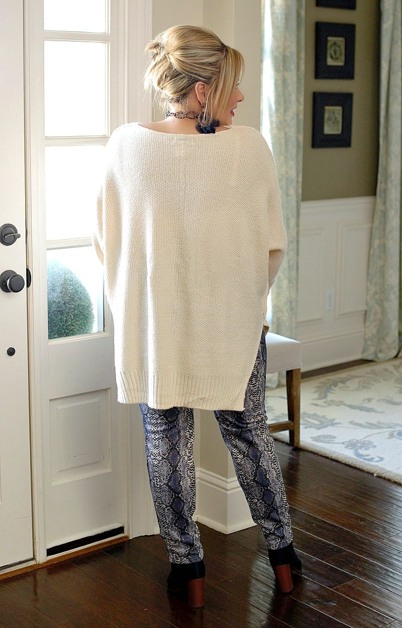 Experience It All Sweater - Cream