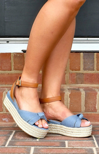 A Walk In The Park Wedges
