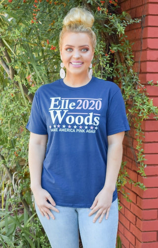 Elle Woods 2020 Graphic Tee