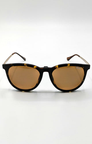 Quay Australia - Great Escape Clip On Tortoise Sunglasses
