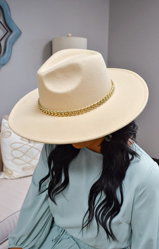Upgrade Your Style Hat - Beige