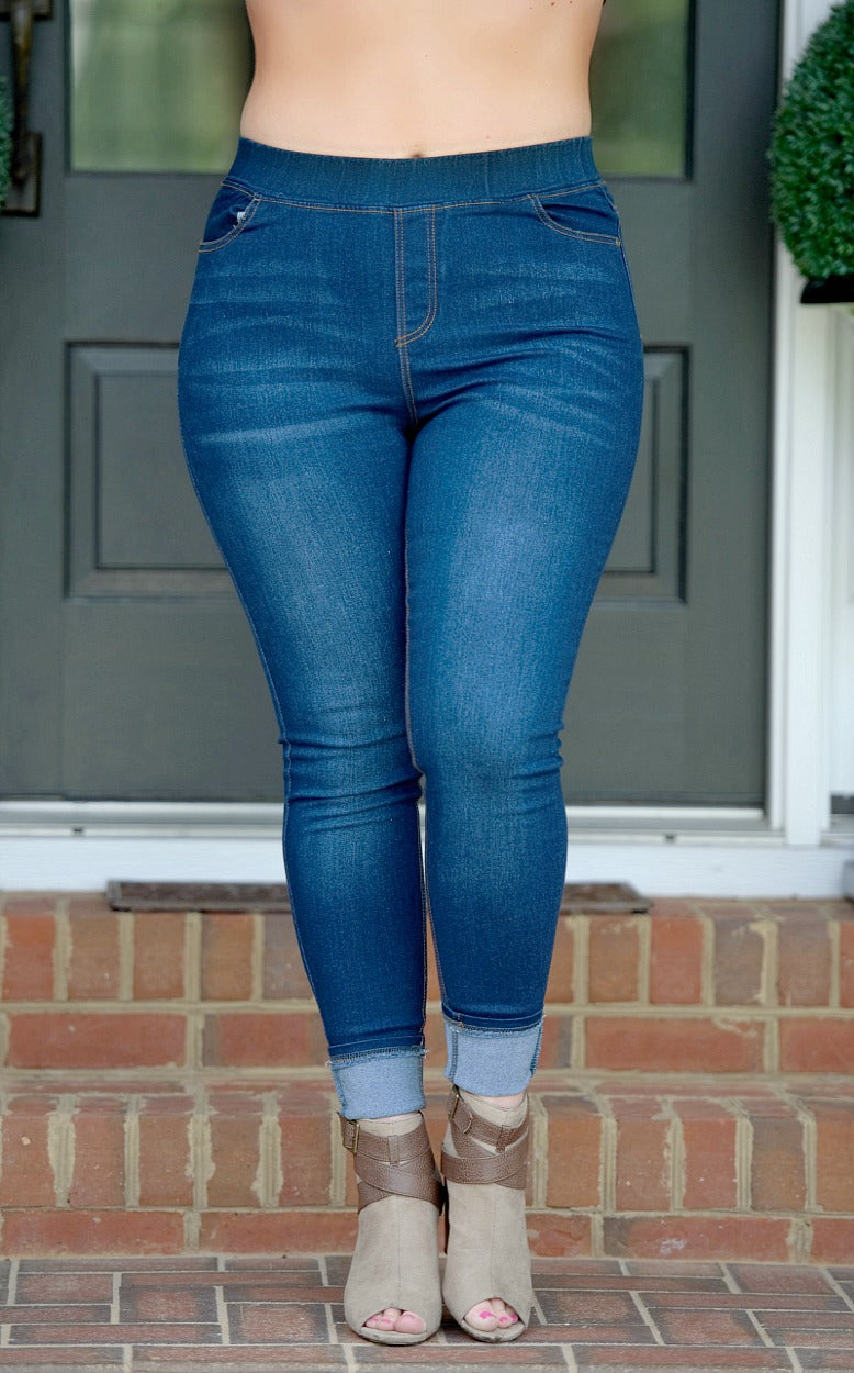 Just Perfect Jeggings