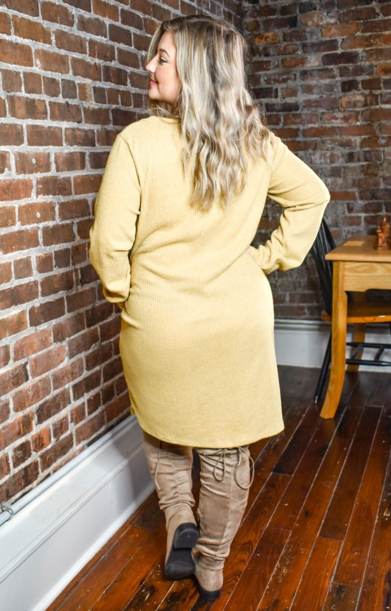 Load image into Gallery viewer, Endless Fun Dress - Mustard