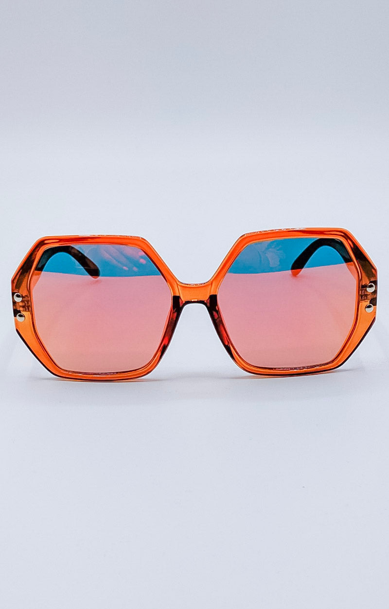 Load image into Gallery viewer, Cooler Than You Sunglasses - Orange