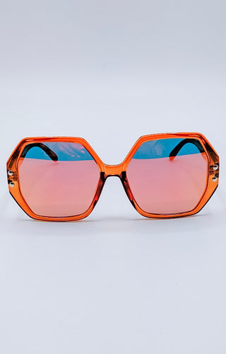 Cooler Than You Sunglasses - Orange