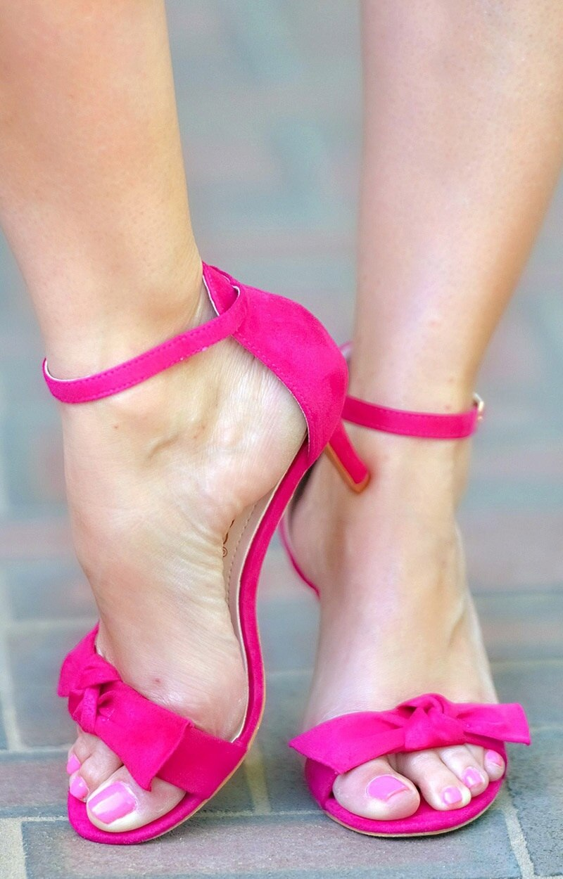 Load image into Gallery viewer, Easy Going Heels - Pink