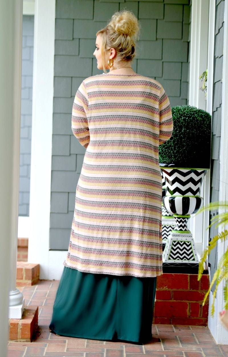 Load image into Gallery viewer, Thought You Knew Striped Cardigan - Multi