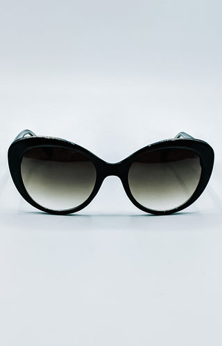 Sudden Desire Sunglasses - Black/Silver