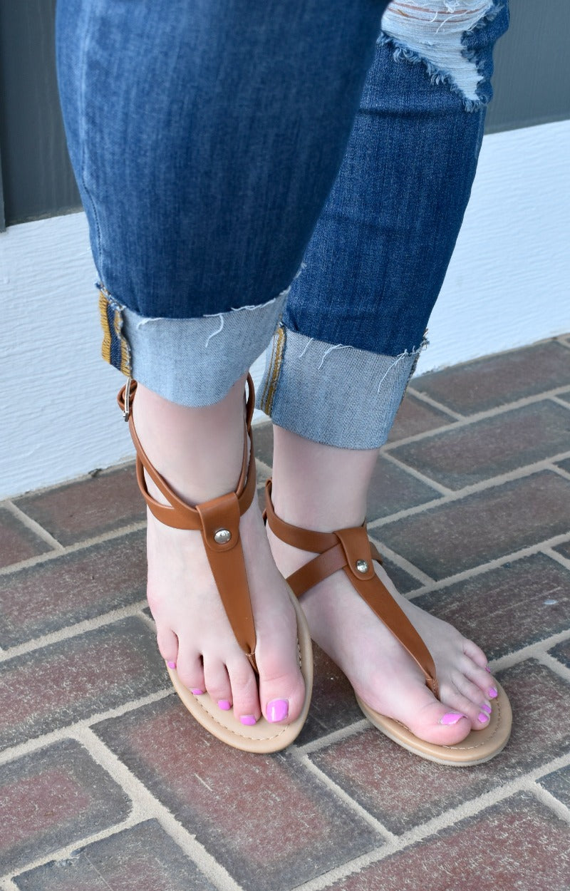 Load image into Gallery viewer, Pure Innocence Sandals - Tan