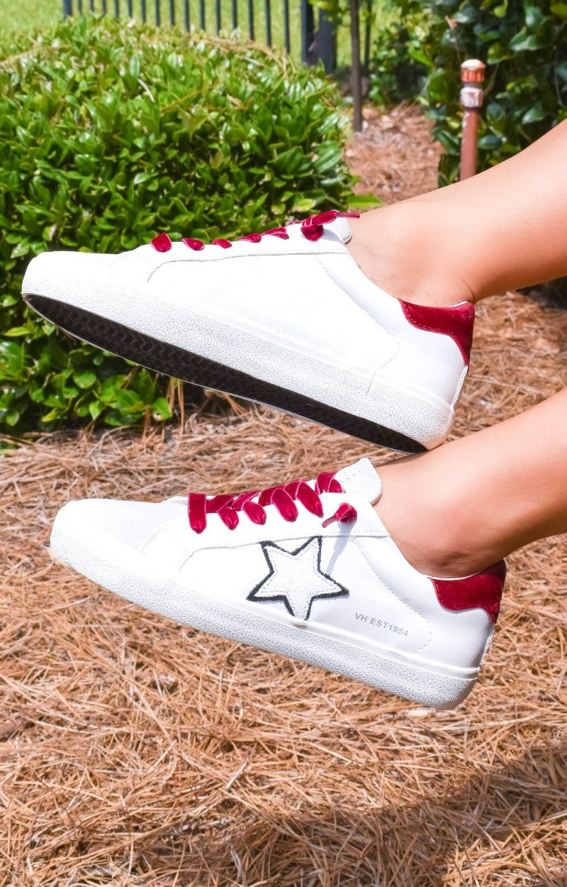 Load image into Gallery viewer, Vintage Havana - Marcela Star Sneakers