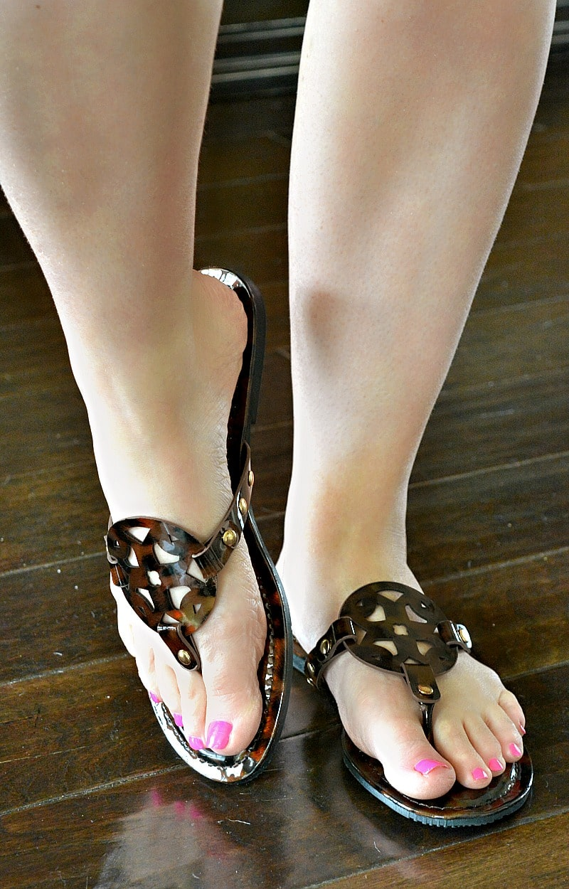 Load image into Gallery viewer, Watch You Go Leopard Print Sandals