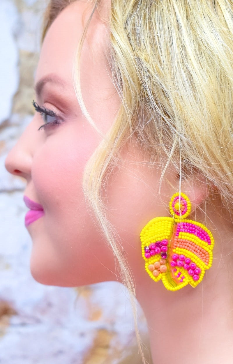 Ocean Sunsets Earrings