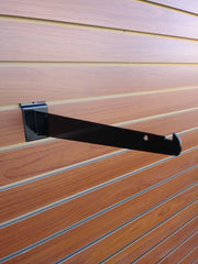"12"" Knife Shelf Bracket - Slat Wall"