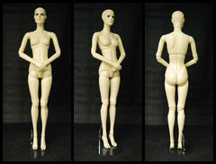 Female Bendable Mannequin