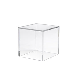 Small Acrylic Display Cube