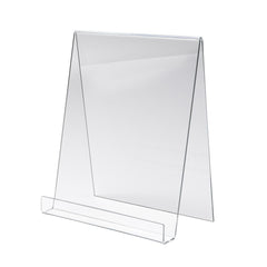 Large Acrylic Literature Holder Easel